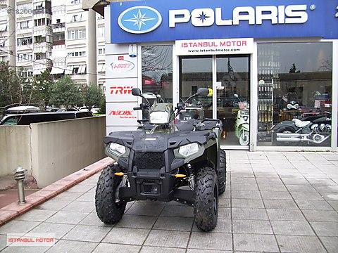 İSTANBUL MOTOR-0 KM SPORTSMAN 570 KISA SÜRELİĞİNE...