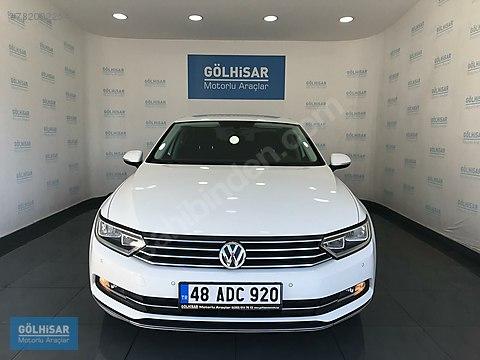 GÖLHİSAR'dan 2016 VW.PASSAT 1.6 TDİ BMT COMFORTLİNE...