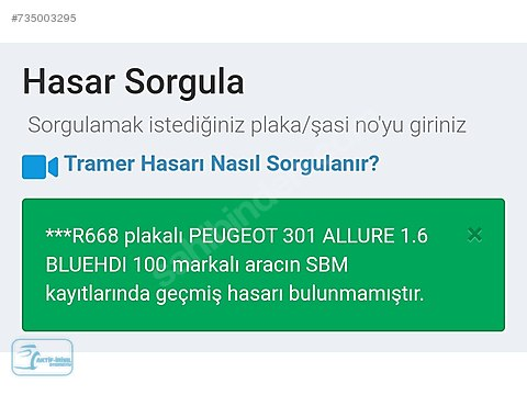 PEUGEOT AKTİF-İRİYIL 301 ALLURE 1.6 BLUEHDİ 100HP...
