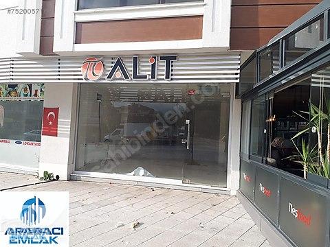 ARABACI EMLAK tan Satılık muhteşem Dükkan aziziye...