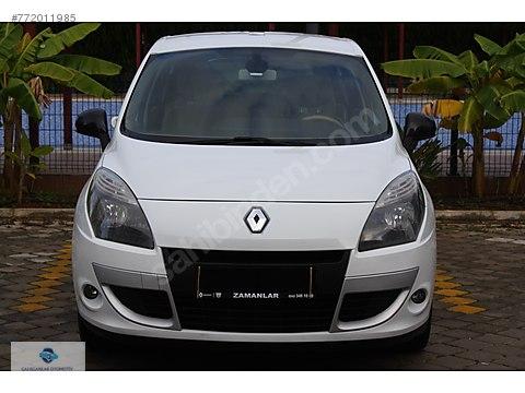2012 Renault Grande Scenic 1.5 dCi 110HP 7 KİŞİLİK...