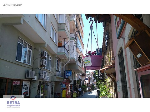 Antalya Kaleiçi Old Town 3+1 Satılık Daire