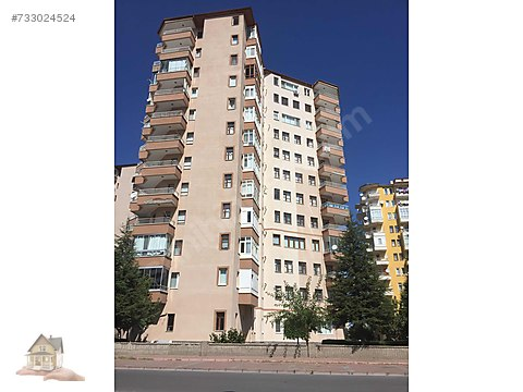 Yeniköy mahallesinde kiralık merkezi ısıtmalı daire