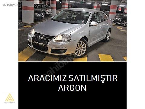 ARGON's VW JETTA 2007 1.6 OTOMATİK Lpg'li Masrfsız...
