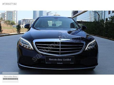 Mercedes-Benz Certified-GELECEK İstanbul-2018 C200...