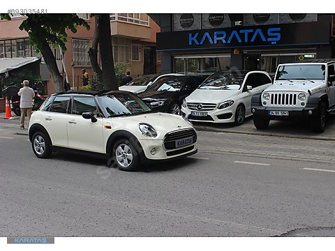 KARATAŞ' tan 2018 MİNİ COOPER 1.5 PEPPER SIFIR...