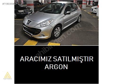 ARGON's 206 PLUS 1.4 DİZEL MANUEL 111.000 KM MASRAFSIZ