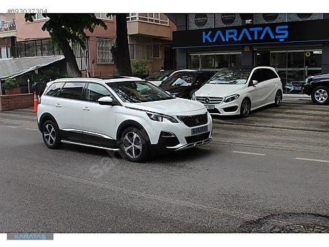 KARATAŞ'tan 2018 PEUGEOT 5008 1.6 BlueHDİ ALURE...