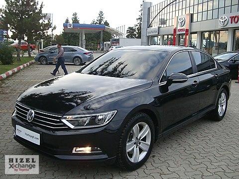 TOYOTA PLAZA HIZEL GÜVENCESİYLE VW PASSAT 1.6 TDI...
