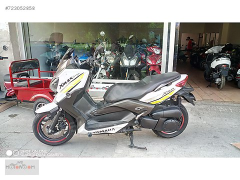 YAMAHA X-MAX 250 - KARTA 9 TAKSİT VE TAKAS -MOTOROOM...