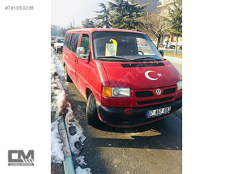1996 MODEL T4 TURBOLU FIRSAT ARACI