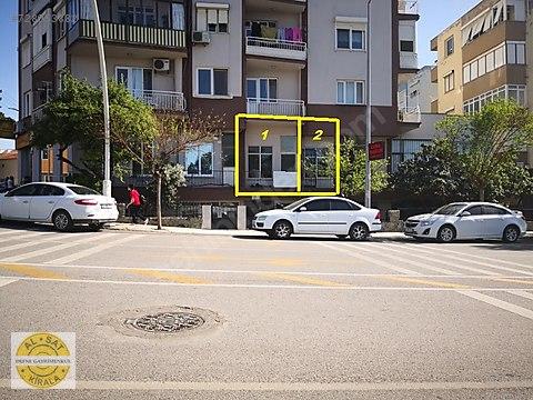 Bülent ATEŞCİ 'den Atatürk Caddesinde 2 Adet Ofis...