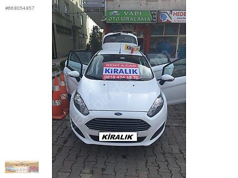 EKONOMİK DİZEL FORT FİESTA VADİ OTO KİRALAMA....