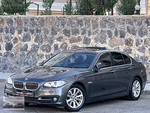 2013 BOYASIZ BMW 520i COMFORT+HAYALET+GENİŞ EKRAN+NAVİ+HAFIZA