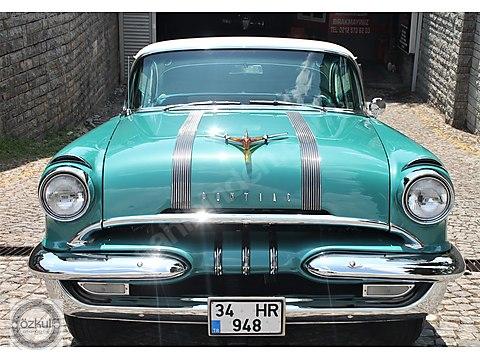 1955 PONTİAC STAR CHİEF V8 COUPE DİREKSİZ OTOMATİK