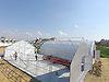 8X16 Mantar Çadırı ((5Katman)) Nakliye Montaj Dahil
