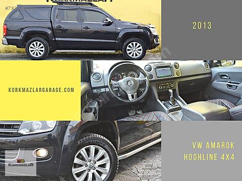 KORKMAZLAR 2013 YIL SONU BOYASIZ VW 2.0BiTDi 180HP...
