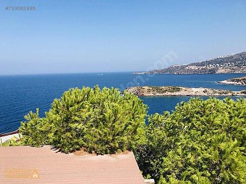 Yalıkavakda Çok Özel Kendi Plajı Olan Satılık Villa