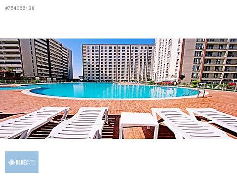 Maximoon Evlerinde Bahçe katı kiralık daire