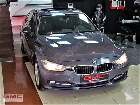 2013 BMW 3.20İ ED SPORTLİNE BORUSAN SUNROOF------GMC...