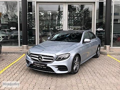Mercedes-Benz Certified-MENGERLER Ankara 2018 E...