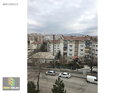 EMEK EMLAK'DAN GÜNEŞKENTTE ARA KAT YAPILI 3 CEPHELİ...