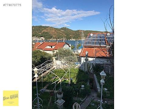 Karagözler'de Manzaralı ve Bahçeli Müstakil Ev