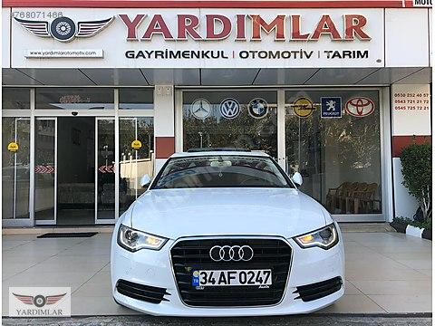 2012 MODEL+BOYASIZ+AUDİ A6+SUNROF+VAKUM+ISITMA+3KOL+177...