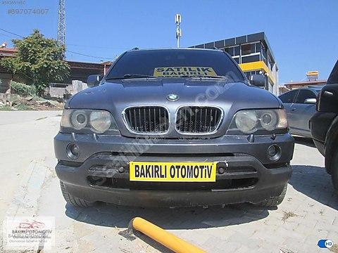 BAKIRLI OTOMOTİV den 4x4 BMW
