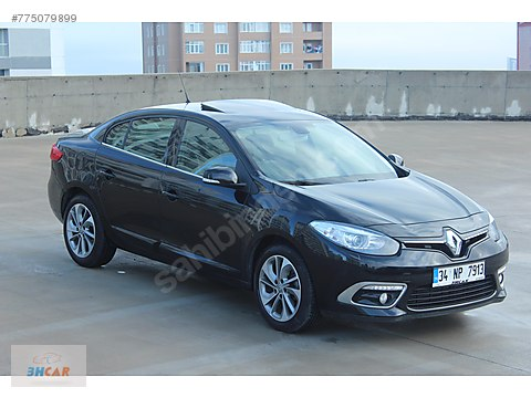 2015 Fluence 1.5 DCI Icon Prestij EDC SUNROOF DERİ...