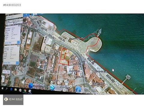 Çeşme Ilıca'da %100 Turizm İmarlı Deniz Kenarı...