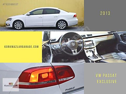 KORKMAZLAR 2013 VW Passat 1.6TDI BMT DSG Exclusive...