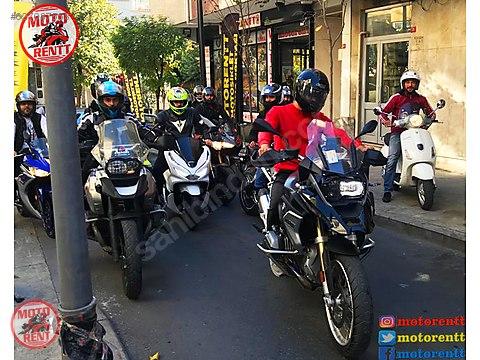 MOTO RENTT TÜRKİYENİN ÖNDE GELEN 1. MOTOSİKLET...