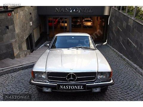 1973 MERCEDES 350 SLC NASYONEL'DEN #207089482