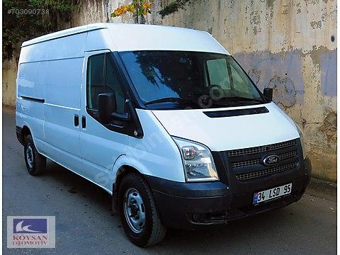 FORD TRANSİT 2012 350L VAN 142000KM de HATASIZ
