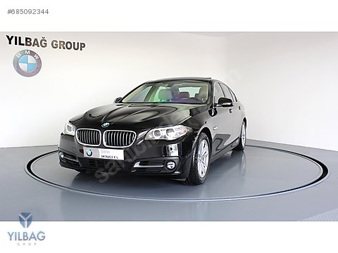 -YILBAĞ- 2014 BMW 520İ PREMİUM, VAKUM-HAYALET,...