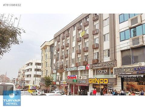 İNÖNÜ CADDESİNDE 50 m² SATILIK OFİS