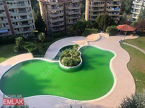 Sarıyer Acarlar Sitesinde Havuz Manzaralı 4+1 Full...