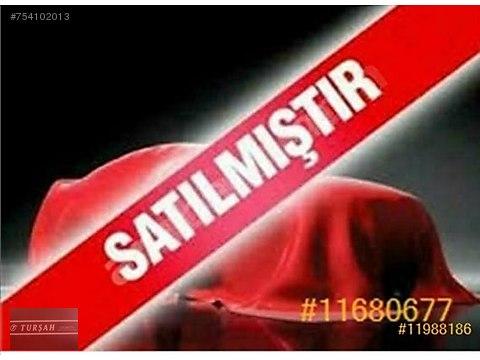 TURŞAH'TAN HIZ SABİTLEME-LPG-ÇELİK JANT 1.33LİFE