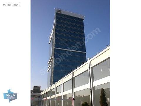 BAYRAMPAŞA İSTANBUL TOWER OFİS PLAZADA 265m² 2...