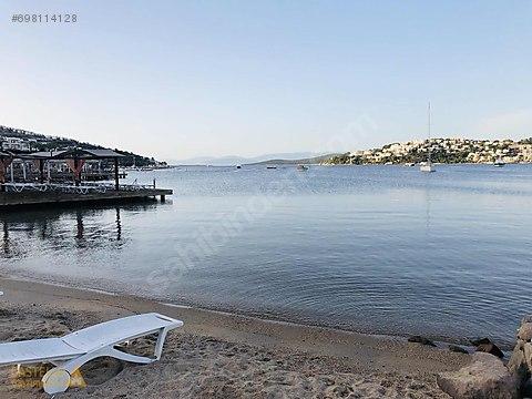 Gündoğan Koyunda Denize Sıfır Satılık Butik Hotel