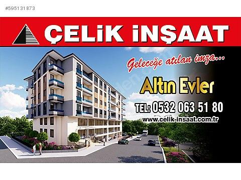 ÇELİK İNŞ.AYRICALIĞI İLE KEPEZ ANAYOL ÜZERİ 3+1...
