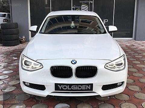 YOLGİDEN GRUP   2014 BMW 1.16i COMFORT OTOMATİK...