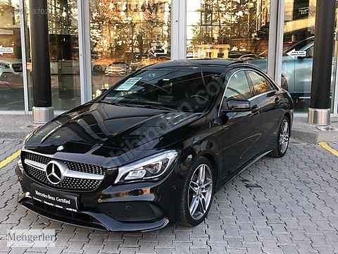 Mercedes-Benz Certified-MENGERLER Ankara 2016 Model...
