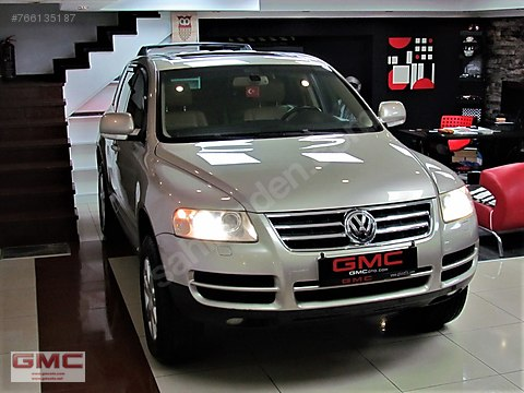 2005 VW TOUAREG 2.5 TDI SUNROOF XENON KAMERA HAFIZA--GMC...
