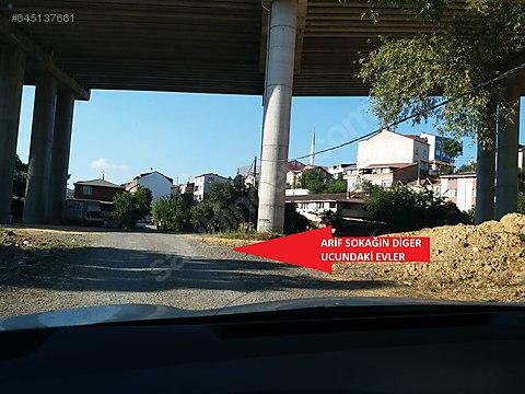 TİCARİ İMAR ALANINDA istabul havalimanina 5 dk...