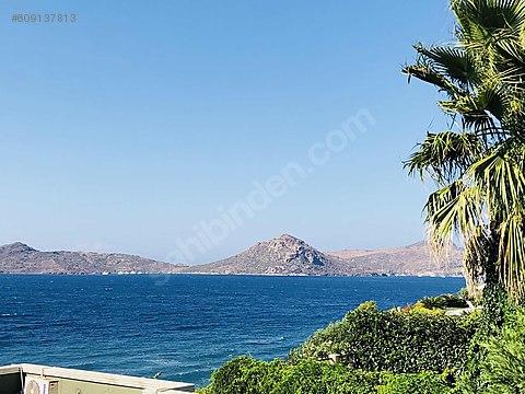 Yalıkavak Merkezde Kendi Plajı Olan Çok Özel Deniz...