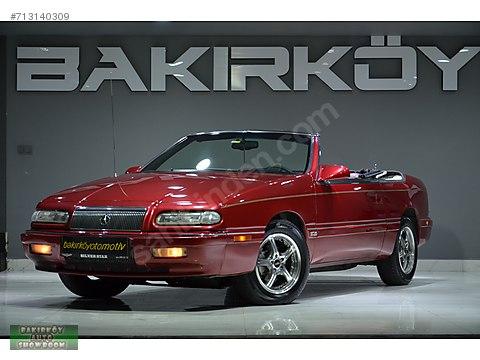 BAKIRKÖY'DEN 1995 CHRYSLER LE BARON GTC CABRİO...