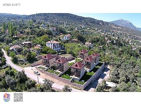 GEYİKBAYIRINDA 2 PARSEL TOPLAM 771 m2 YANYANA VİLLA...