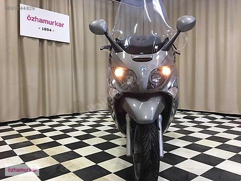 ÖZHAMURKAR 2012 PIAGGIO X EVO 250